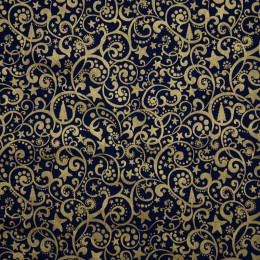 Tissu coton œko-tex arabesk