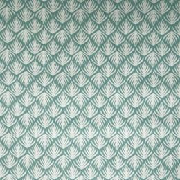 Tissu coton imprimé Oeko-Tex Aria