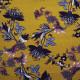 Tissu imprimé Florissima Ocre