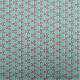 Tissu coton imprimé Lanai Vert / Violet