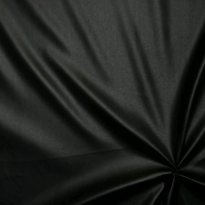 Tissu simili Legging Noir