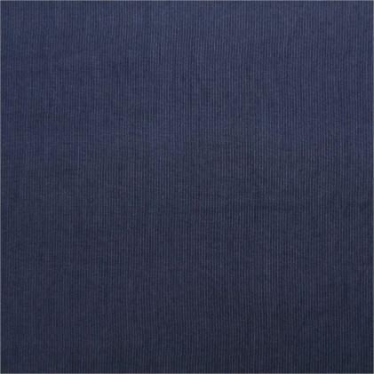 Tissu jean's chambray Tencel Bleu foncé