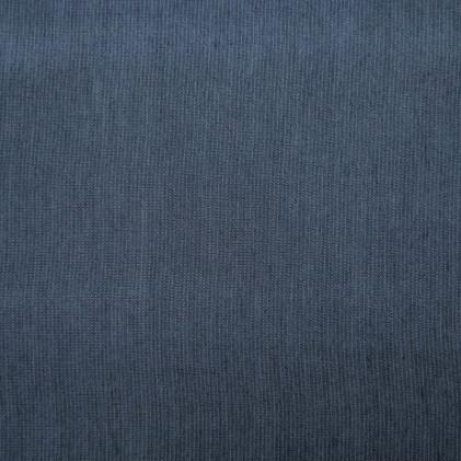 Tissu jean's chambray Tencel Bleu Jean's