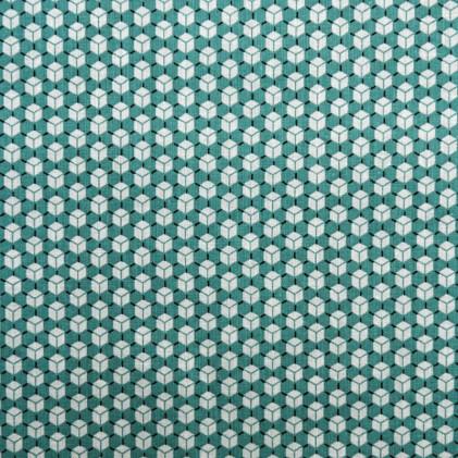 Tissu coton Oeko-Tex Cuby
