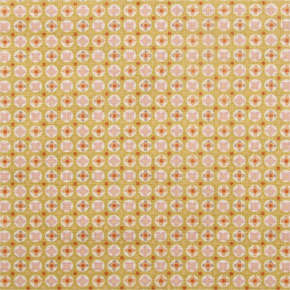 Tissu coton imprimé Avery