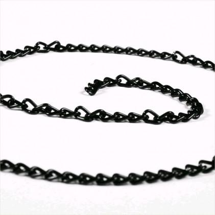 Chaine aluminium Noir