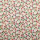Tissu patchwork Noël Bauble Spot