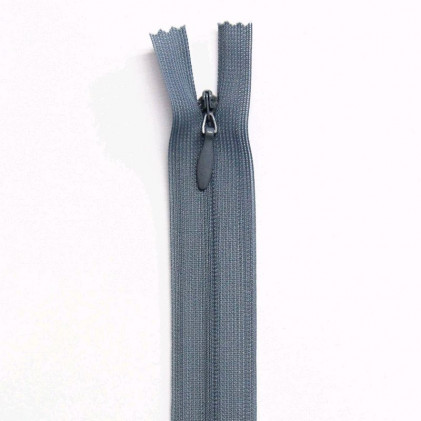 NYLON INVISIBLE Z 41 40 CM Bleu gris