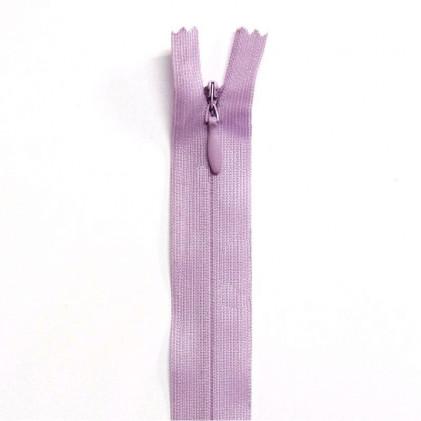 NYLON INVISIBLE Z 41 40 CM Violet lilas