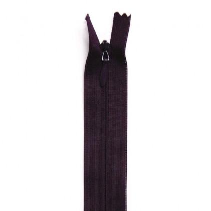 NYLON INVISIBLE Z 41 40 CM Violet prune
