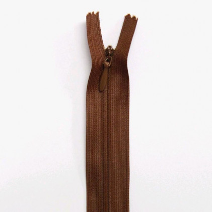 NYLON INVISIBLE Z 41 40 CM Marron moyen