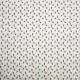 Tissu coton imprimé Oeko-Tex Fimoa Blanc / Rose
