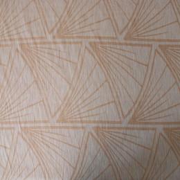 Tissu voilage plombé Cycas