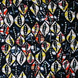 Tissu coton Oeko-Tex imprimé Waxcaf