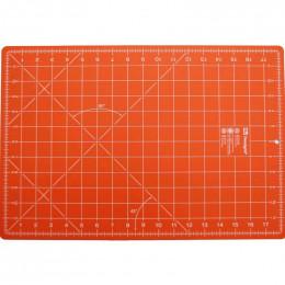 FOND DE DECOUPE 30 X 45 CM CM/INCH ORANGE PRYM