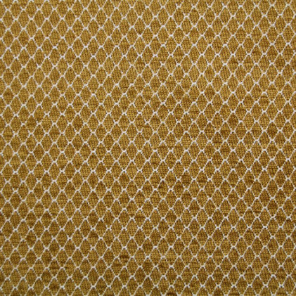 Tissu velours Orsay Moutarde