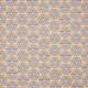 Tissu coton Oeko-Tex Tripolo Ocre