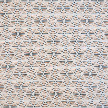 Tissu coton Oeko-Tex Tripolo Gris