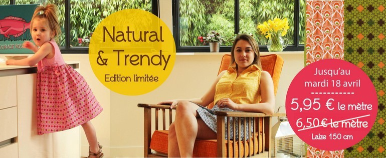 natural and trendy
